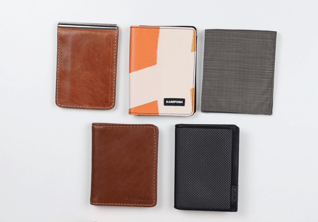 Top 5 Bifold Wallets review