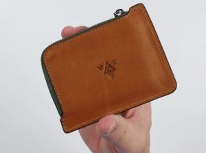 Undivided zipper wallet review