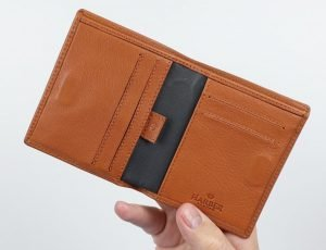 Harber London bifold wallet review