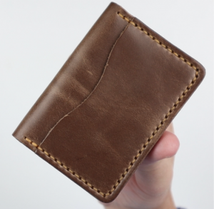 Popov Leather 5 Card Wallet