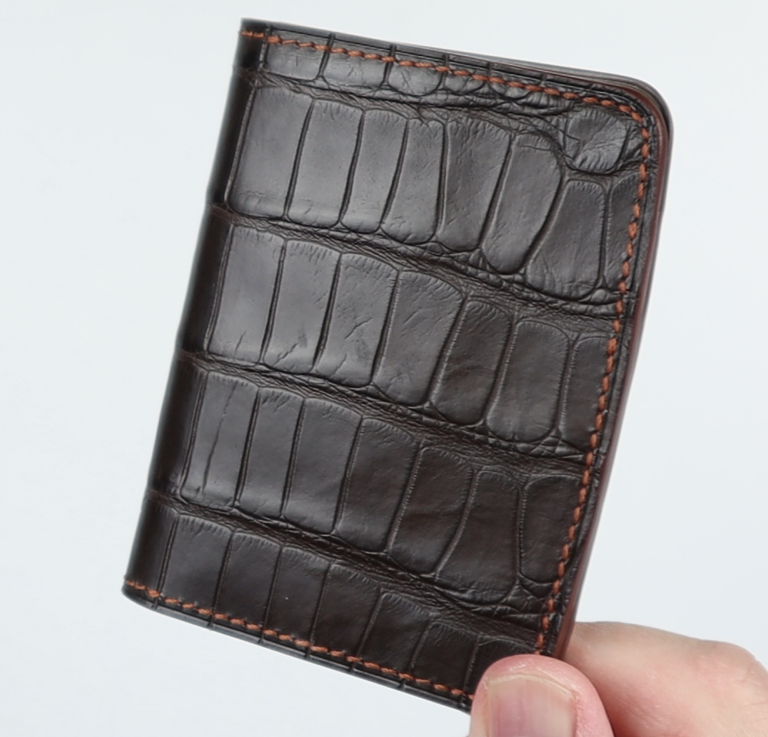 Dreadnought Alligator Midwallet
