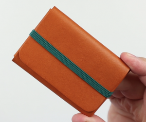 Singular Leather wallet
