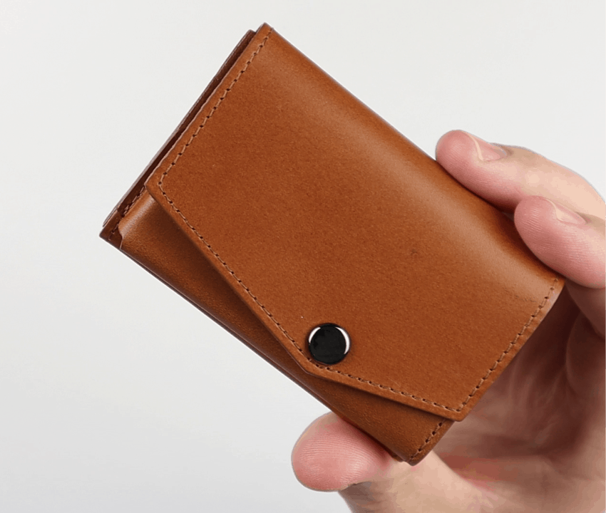 AbrAsus Small Wallet