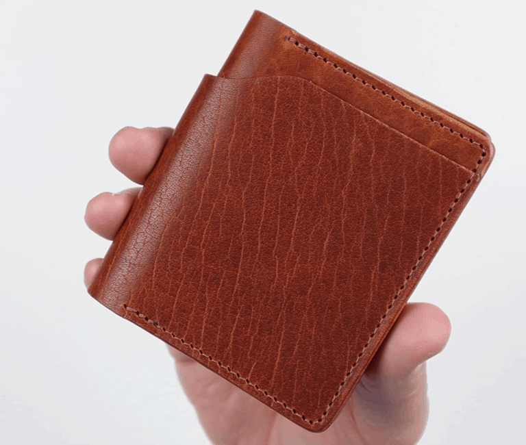Ashland Leather Tony the Ant wallet