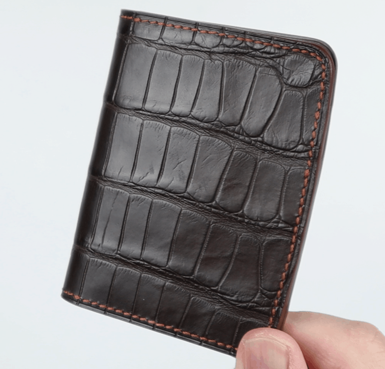 Dreadnought Leather wallet