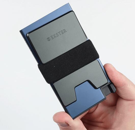 Ekster Aluminum Cardholder