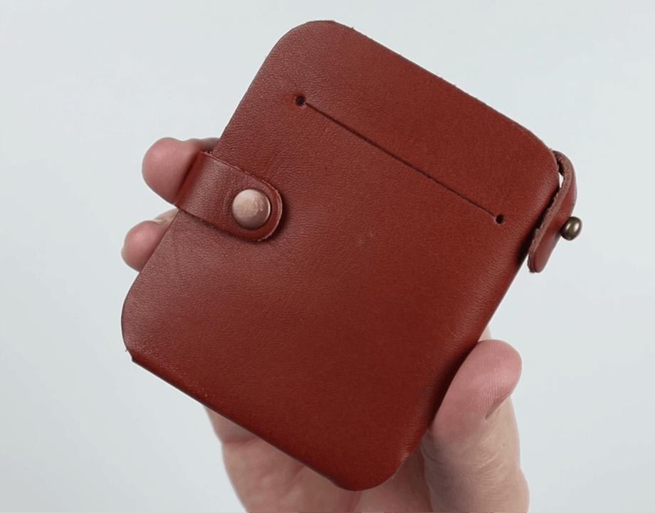 Lo Esencial Bifold 2.0 wallet