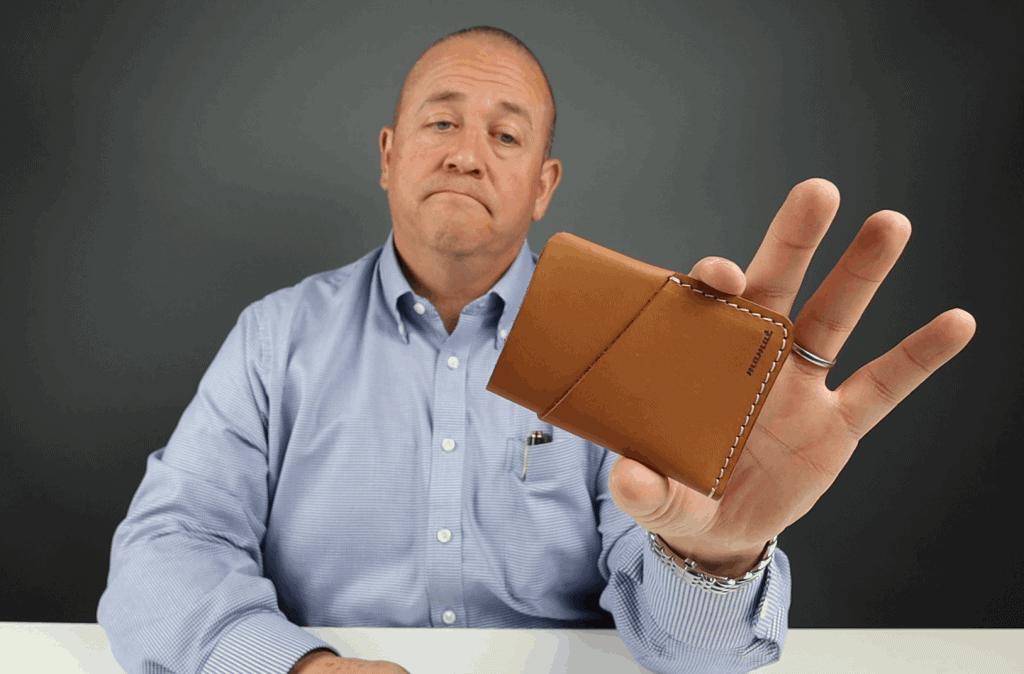 Mamut Carteiras Brut wallet