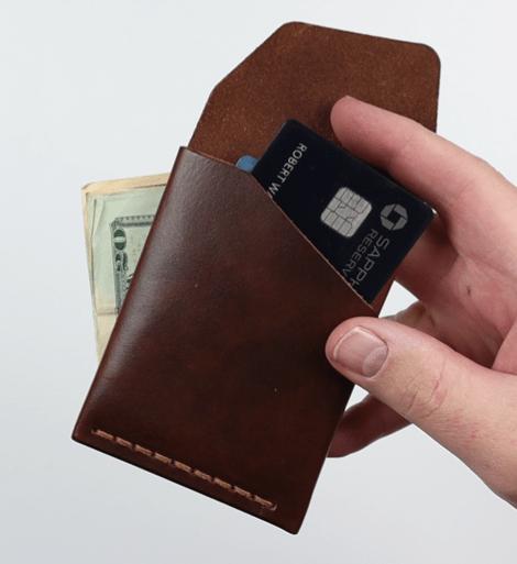 Tauruscamp Grain Wallet