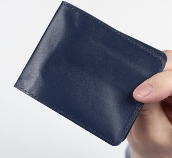 Airo Collective Stealth Leather wallet