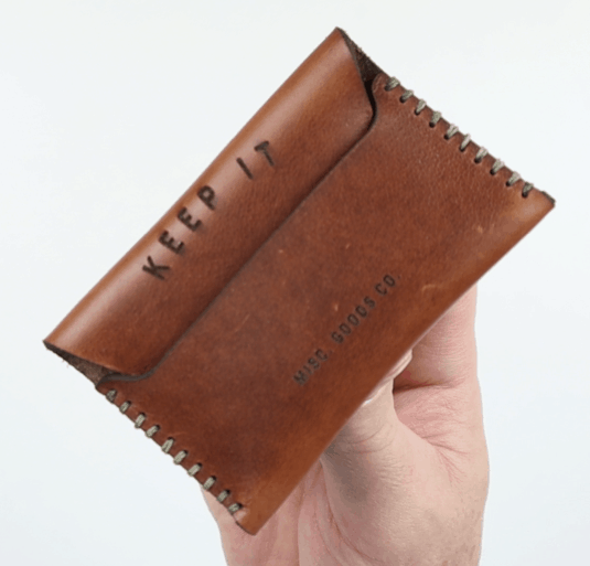 Misc Goods Co V2 wallet