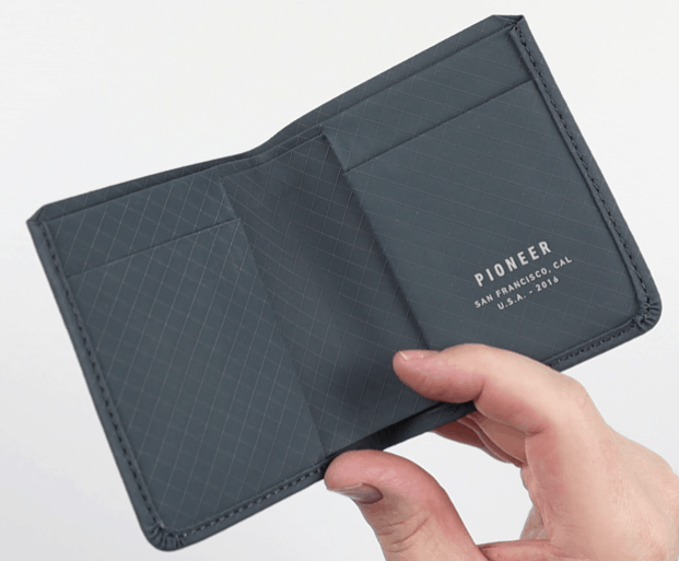 Pioneer Carry Altitude wallet