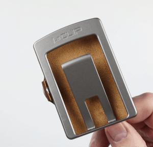 i-CLIP wallet review