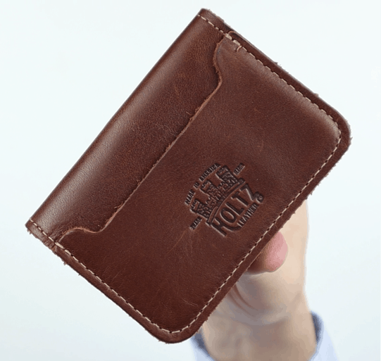 Holtz Leather Gates wallet