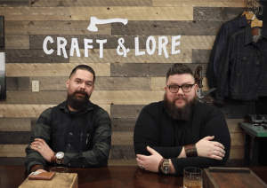 Craft and Lore interview