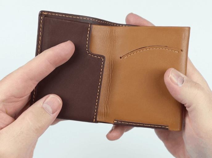 Aurochs Infinity Trifold wallet
