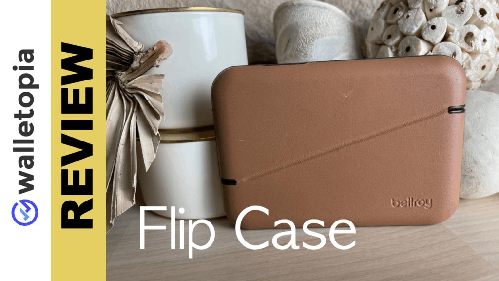 Bellroy Flip Case