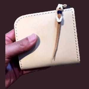 OKA16231623'S GALLERY En Enishi Zipper Wallet