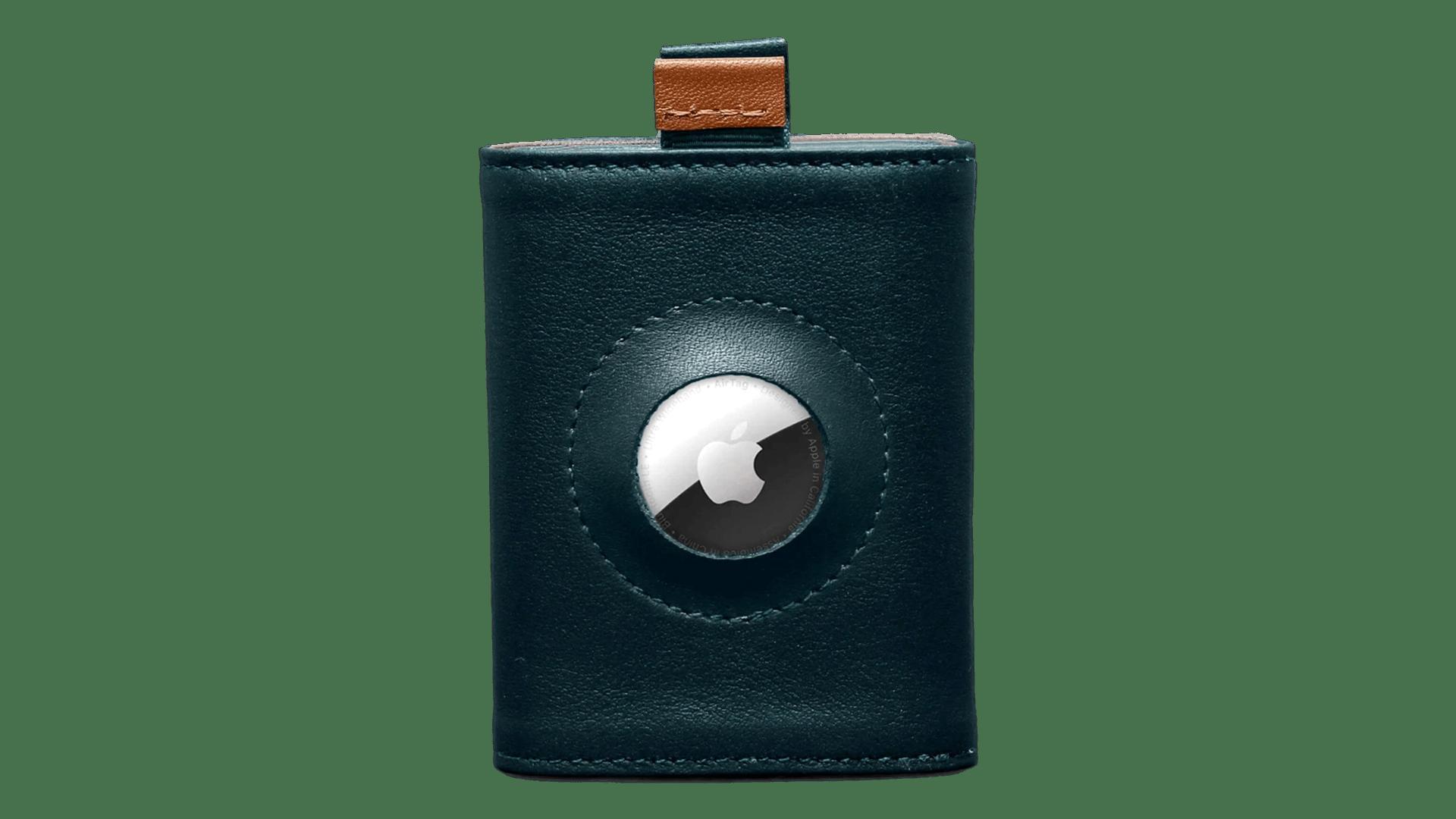 Frenchie Speed Mini Wallet - Airtag