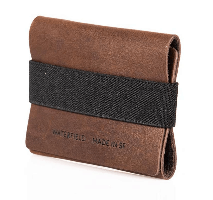 Waterfield Designs Leather Card Holder