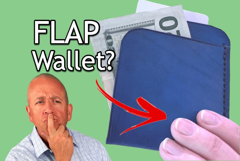 John Brandon Flap Wallet v2