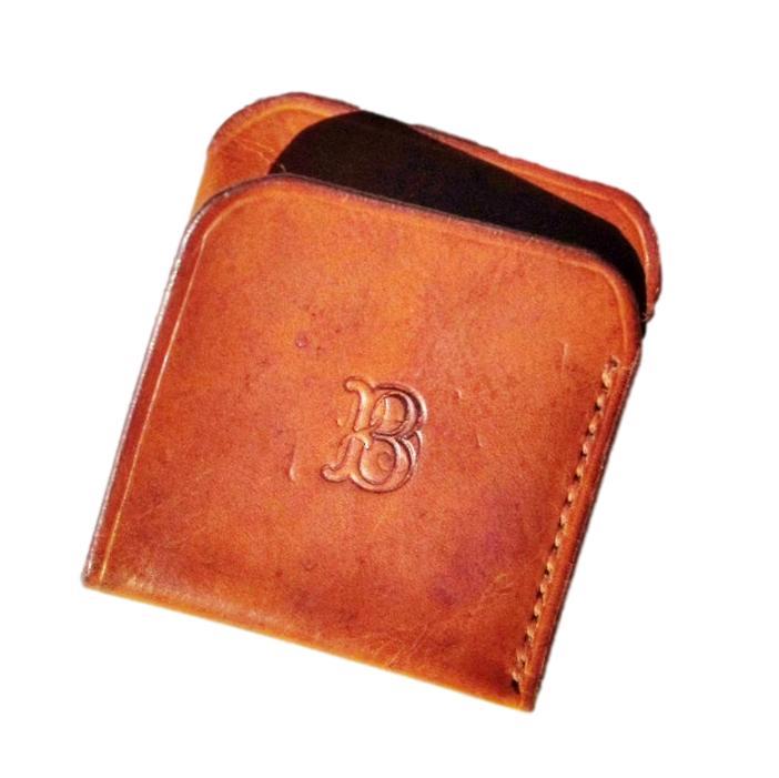 John Brandon Flap Wallet