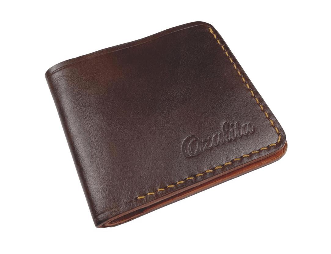 Ozalita Leather Bifold Wallet