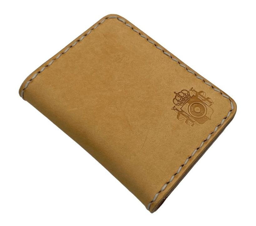 Correa Creative MICRO Bifold Minimal Wallet Model 1