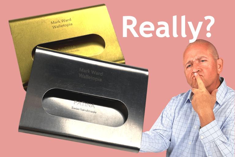 PATINA wallet