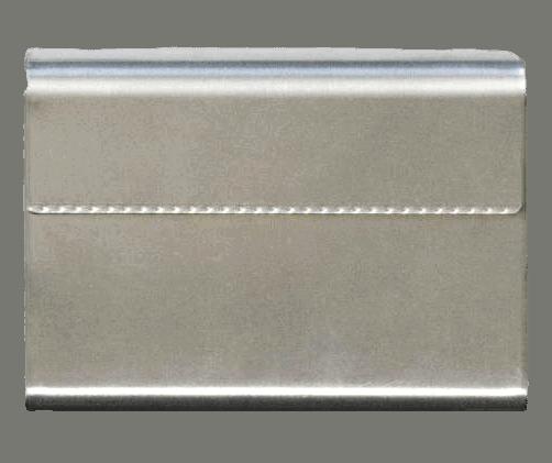 PATINA metal wallet