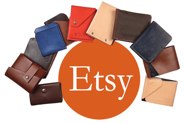 TOP 10 Etsy Wallets