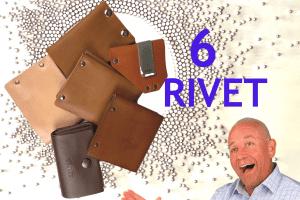 TOP 6 Rivet Wallets
