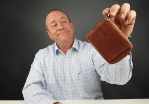 Anson Calder zipper wallet review